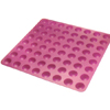 Silicone 64 cup  muffin cake mould SP1324