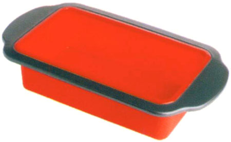 Silicone loaf cake pan SP1605